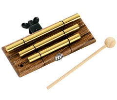Meinl Tri Tone Chimes with Wooden Beater and Holder