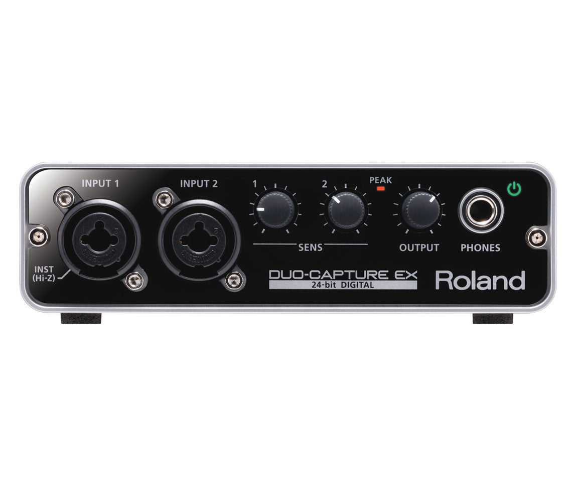 Roland UA22 Duo-Capture Ex USB Audio Interface