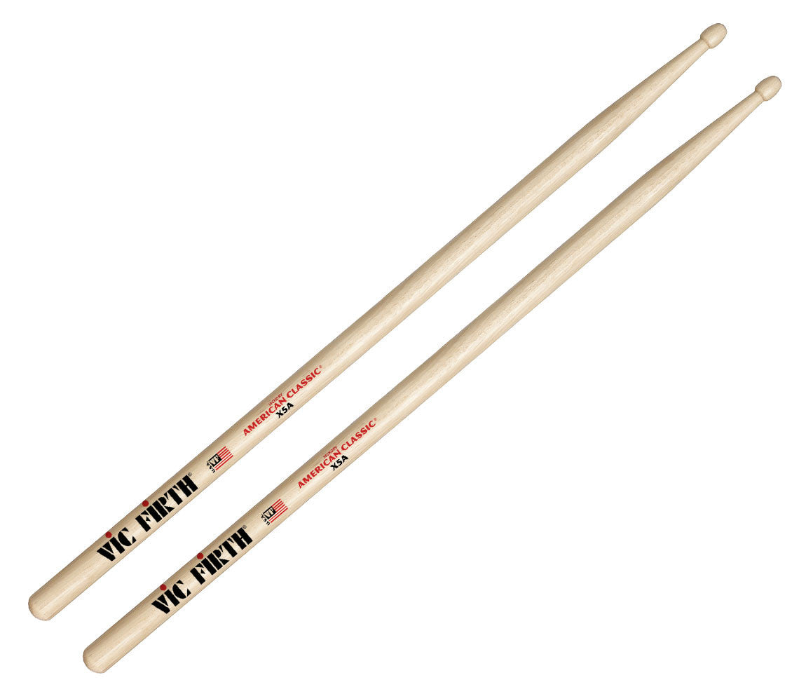 Vic Firth American Classic 5A Extreme Wood Tip Drumsticks