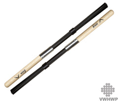 Vater Specialty Wood Handle Whip Drumsticks