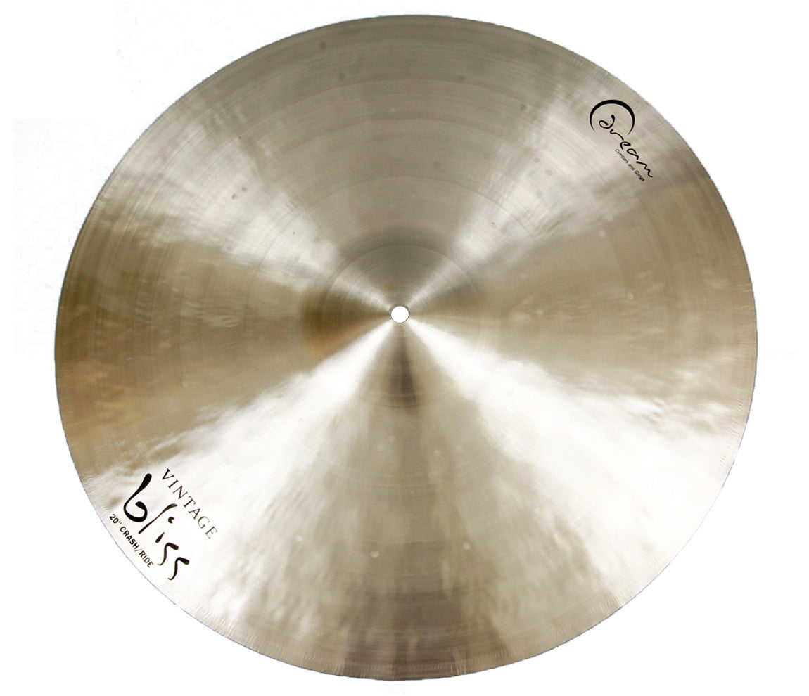 Dream, Vintage Bliss Series, Crash/Ride Cymbal, Cymbal, 20