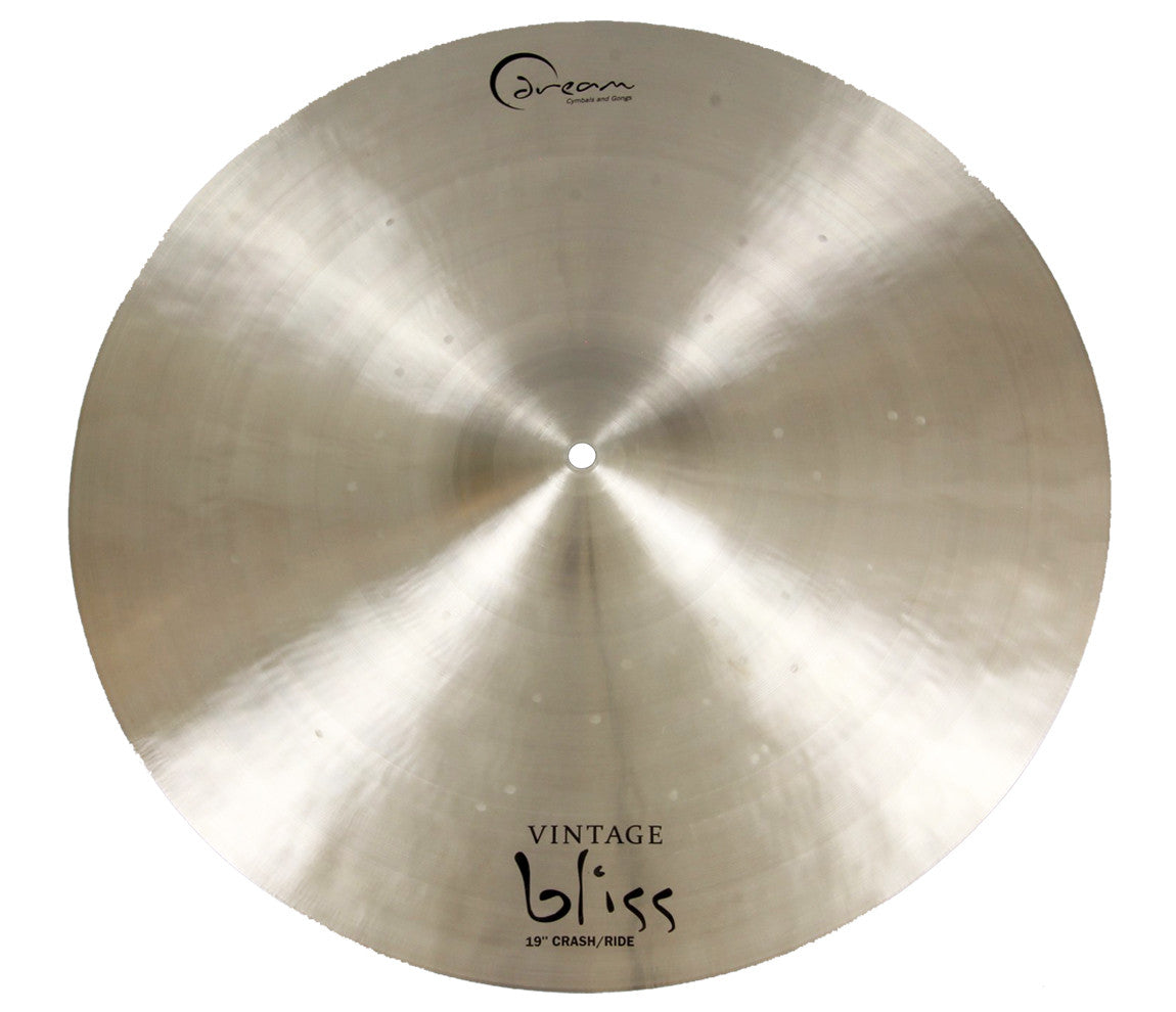 Dream, Vintage Bliss Series, Crash/Ride Cymbal, Cymbal, 19