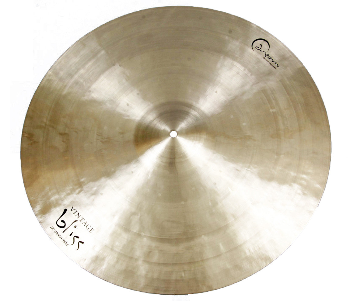 Dream, Vintage Bliss Series, Crash/Ride Cymbal, Cymbal, 22
