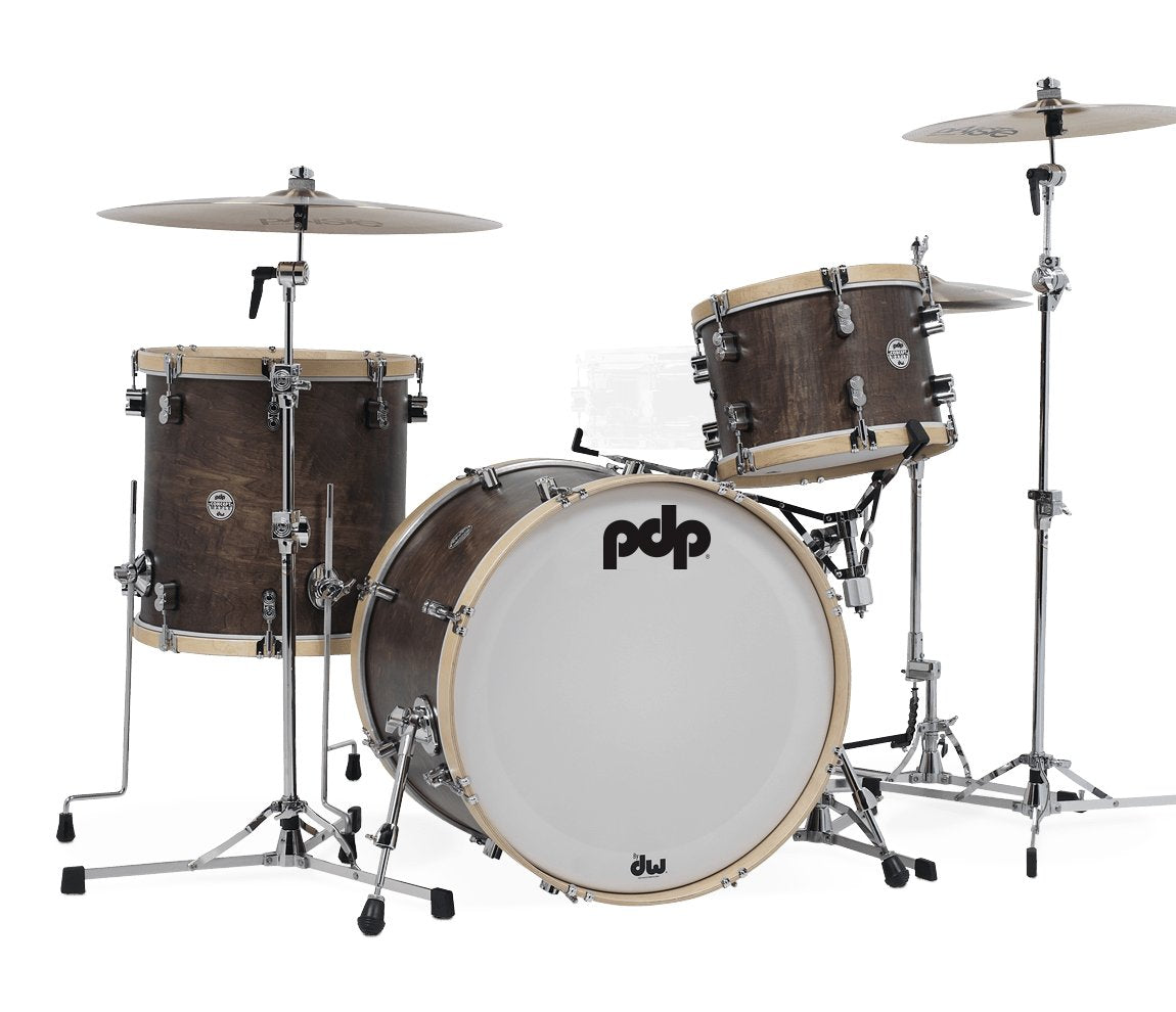 PDP By DW Concept Classic Wood Hoop 22
