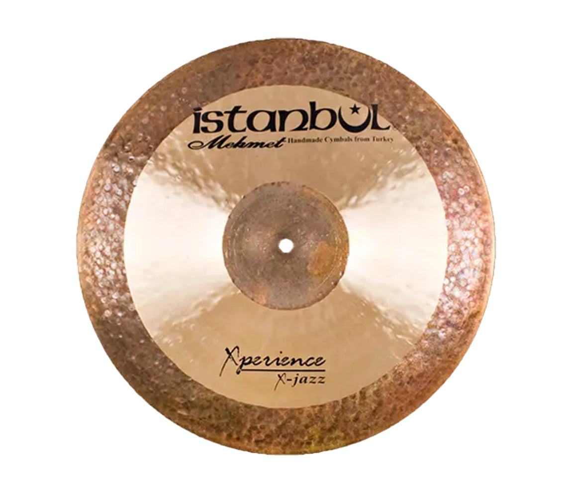 Istanbul Mehmet, Cymbals, X-Jazz Fusion Series, 16