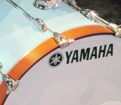 Yamaha 9000 series bass drum head