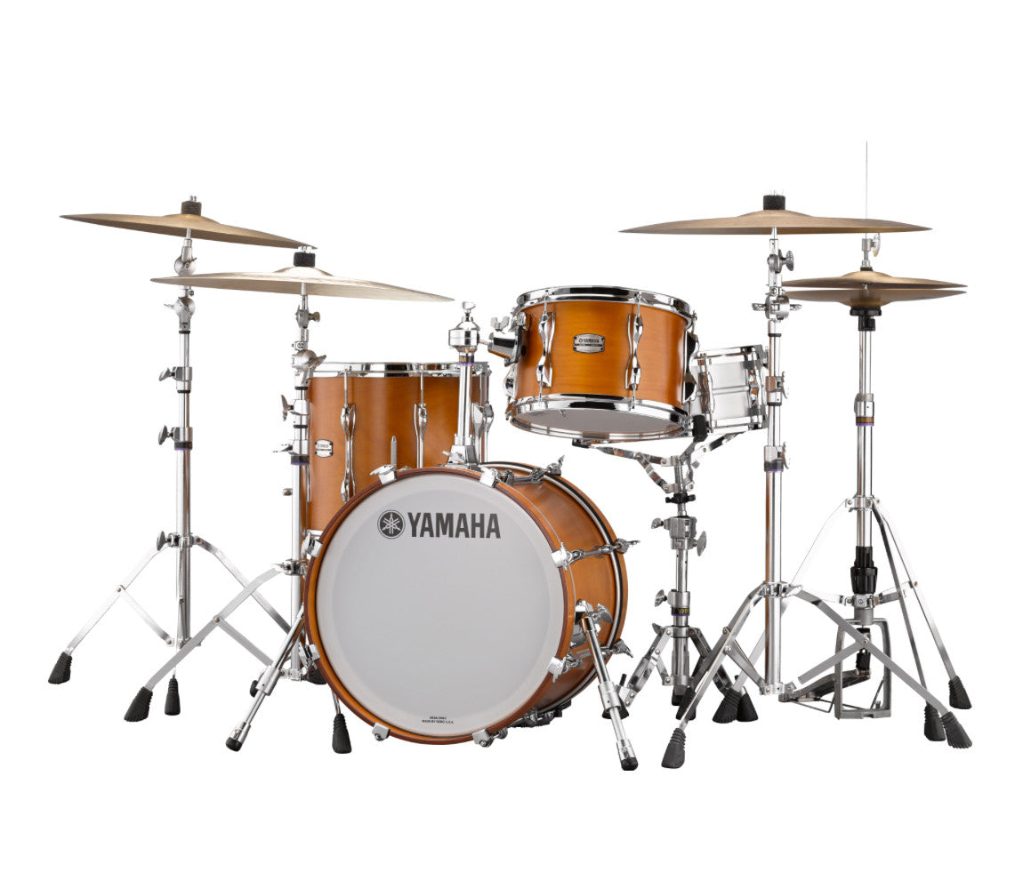Yamaha 9000 Recording Custom 3-Piece Shell Pack in Real Wood