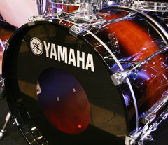 Yamaha Recording Custom 9000 Series Antique Sunburst Drum Kit