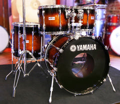Yamaha Recording Custom 9000 Series 4-Piece in Antique Sunburst