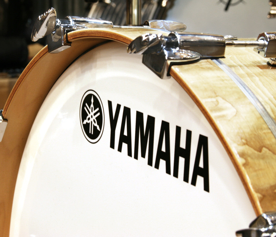 Yamaha PHX Phoenix 4-Piece Shell Pack in Textured Natural