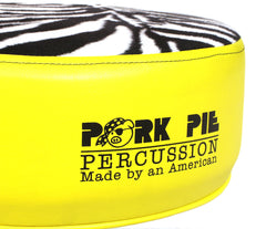 Pork Pie Percussion Yellow Throne