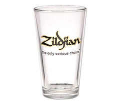 Zildjian Logo Pint Glass