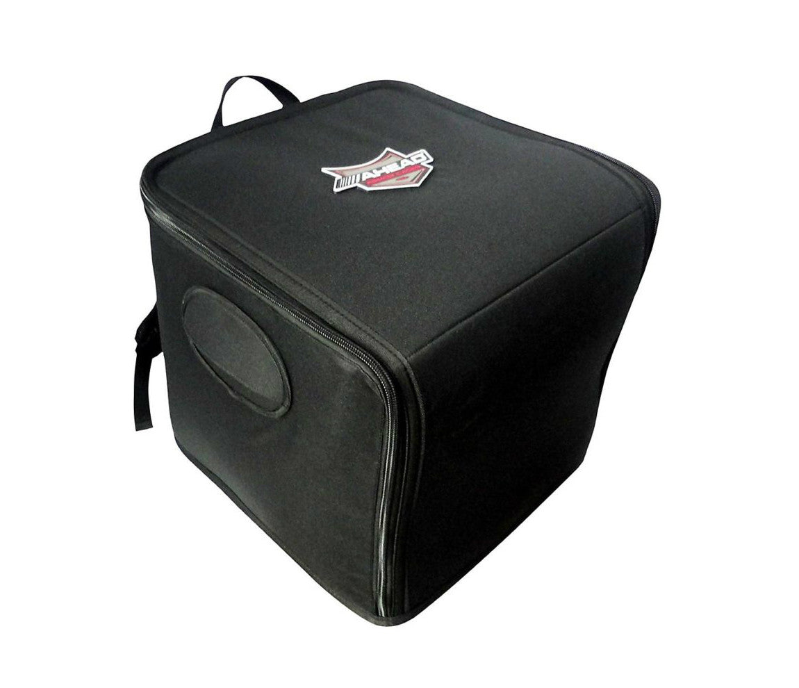 Ahead (AA1214RS) Armor Marching Snare Drum Case with Backpack Straps