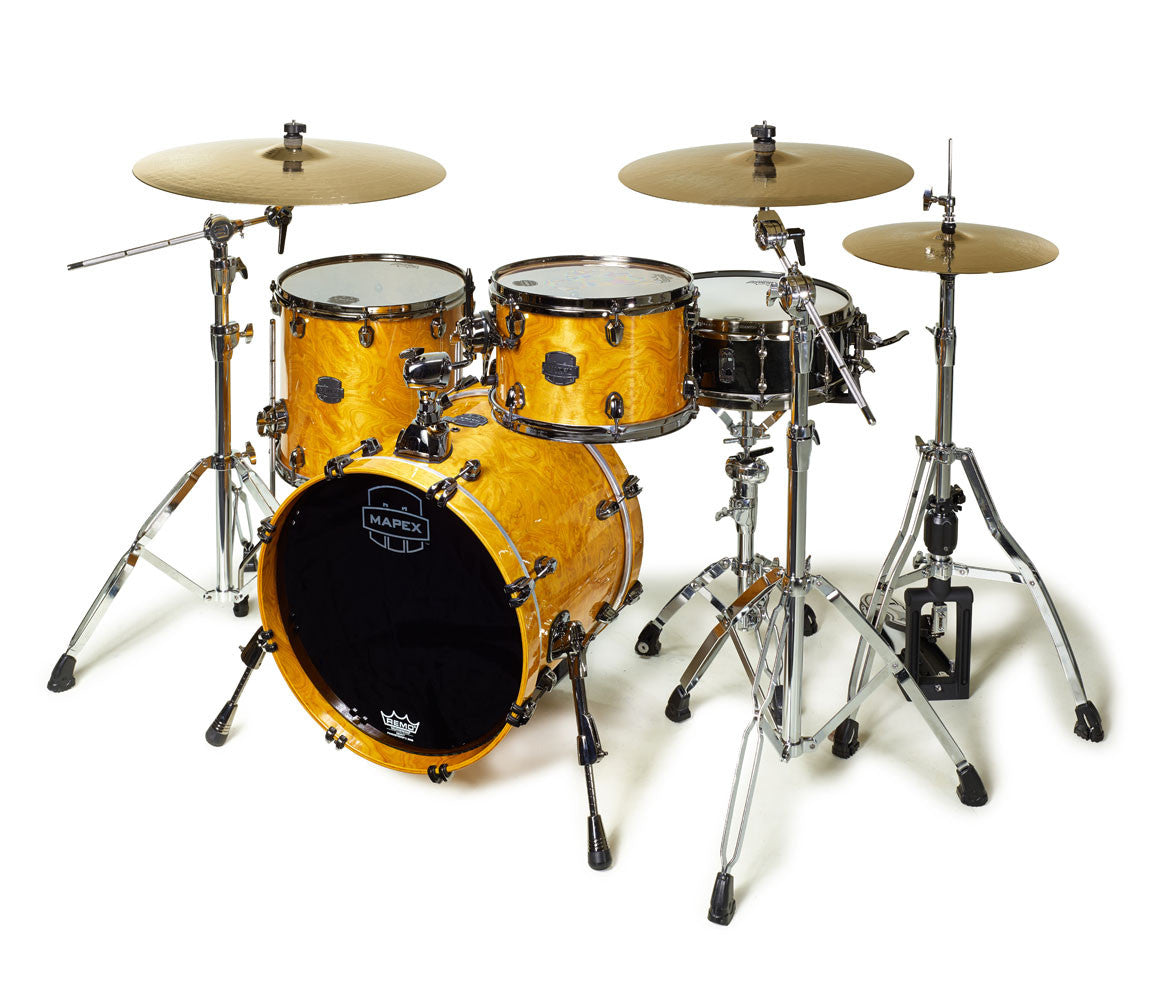 Mapex Saturn V Club Classic 3-Piece Drum Kit amber maple