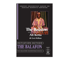 The Balafon with Aly Keita and Gert Kilian DVD and Booklet