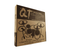 QT SILENCER BOXED SET 18' FUSION
