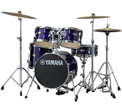 Yamaha Manu Katche 5-Piece Junior Drum Kit in Deep Violet