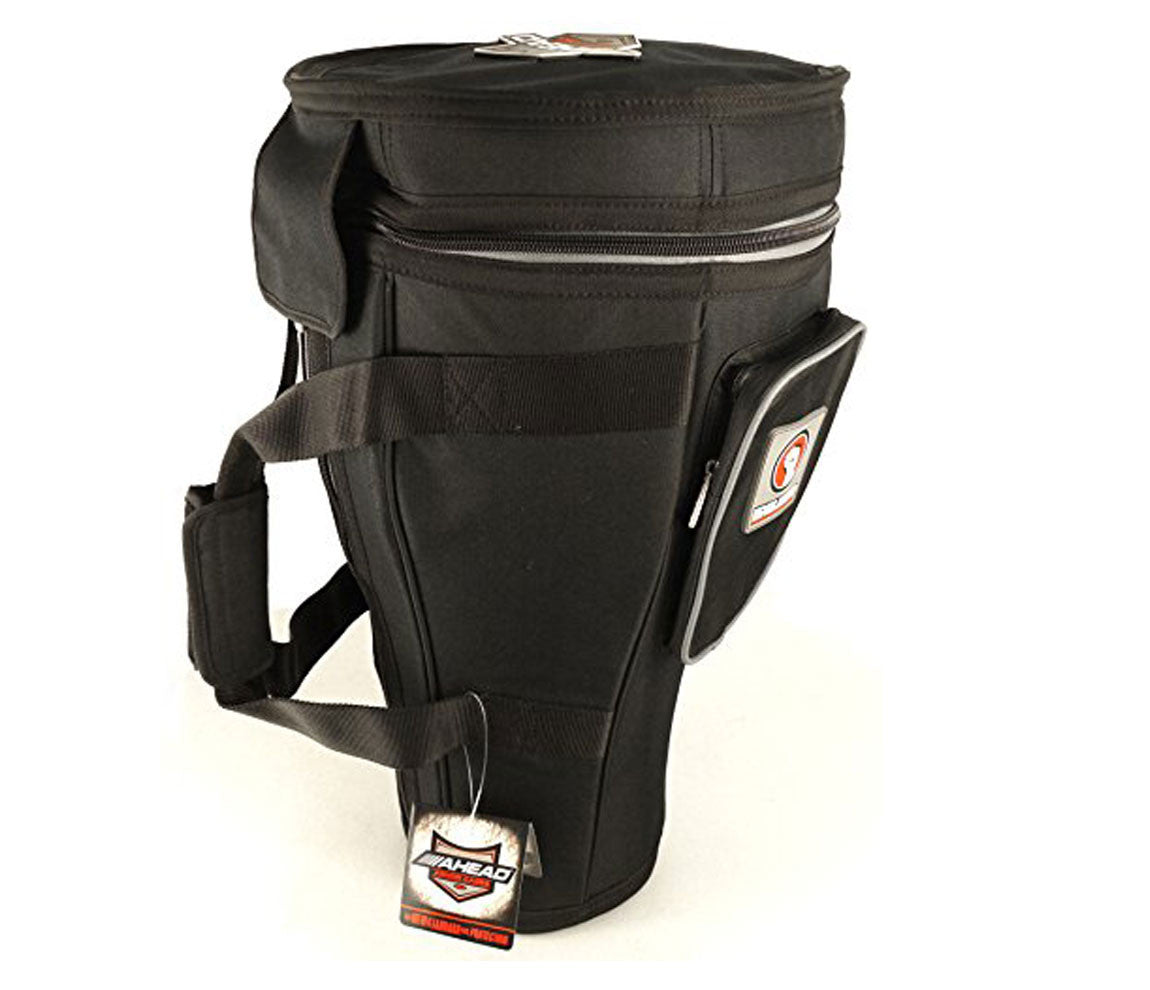 AHEAD DELUXE DJEMBE BAG WITH R/S STRAPS