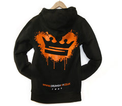 Drum Shop Unisex Hoodie 'The Crown'