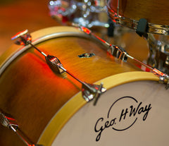 Geo Way drum kit