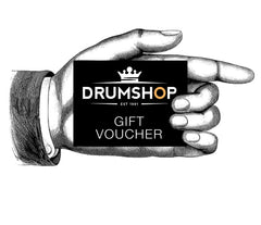 Drum Shop Gift Voucher - Various Amounts