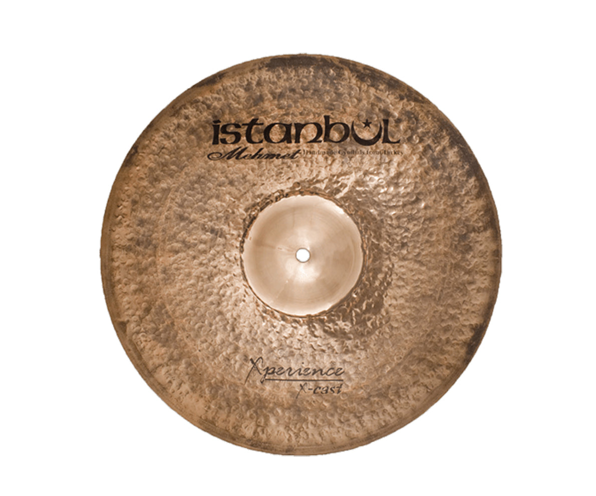 Istanbul Mehmet, Cymbals, Crash Cymbal, X-Cast Cymbal, 15