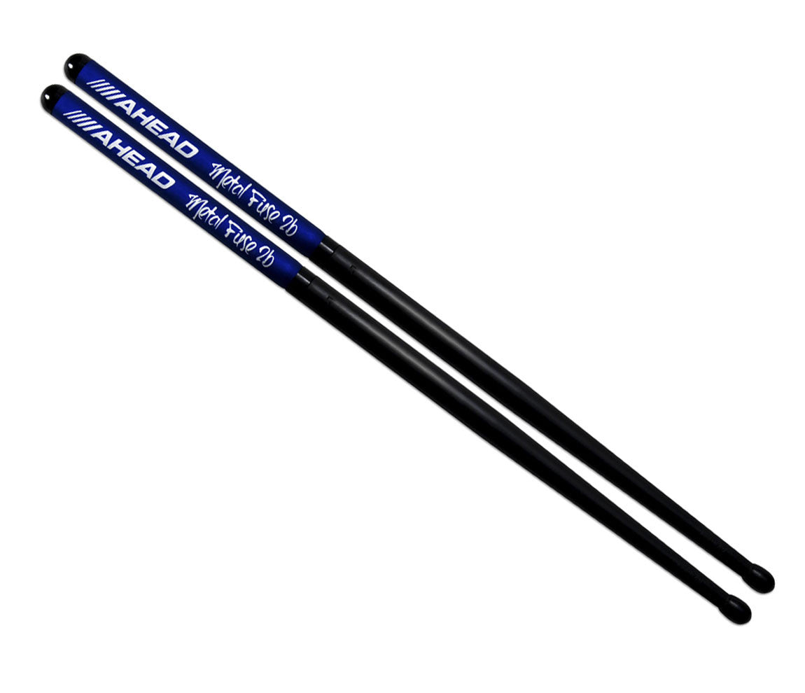 AHEAD METAL FUSION 2B DRUMSTICKS