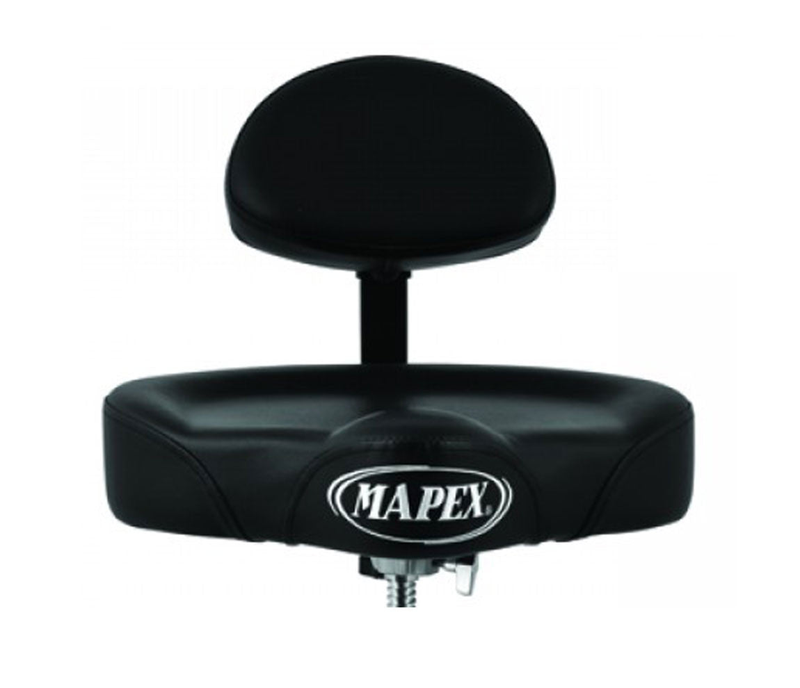 Mapex T775 Motorcycle Seat Back Rest Drum Throne Seat