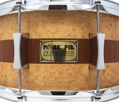Pork Pie USA Custom Brandied Peach Mahogany 13