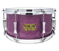 Pork Pie USA Custom Purple Glass 13