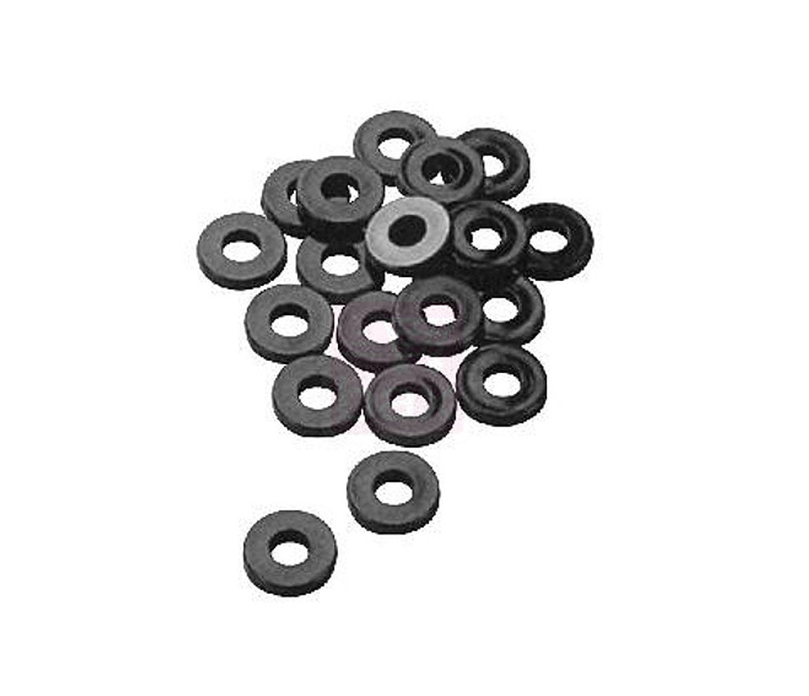 Pearl NLW-12B-12 Black Nylon Washers