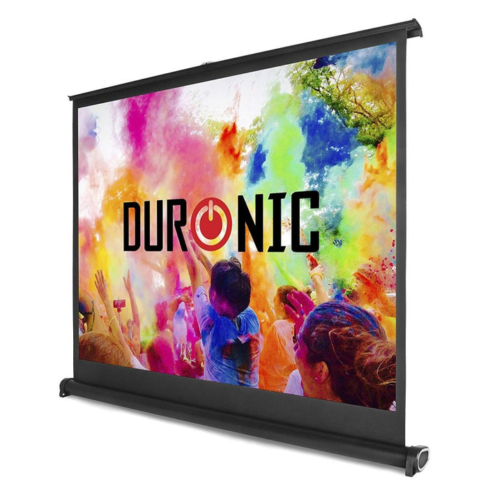 Duronic DPS50 Ecran de projection bureau 102 x 76 cm