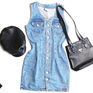 Bongo Denim Dress