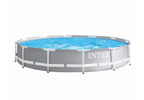Prism Frame Above Ground Pool Round 366x76cm Intex 26712