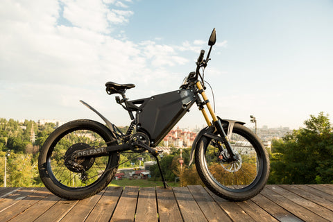 Electric Bike Delfast Prime 2.0