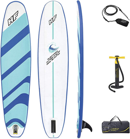 Hydro-Force Compact Surf Inflatable Surfboard