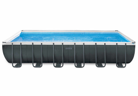 Ultra XTR Frame Above Ground Pool Rectangular 732x366x132cm Intex 26364