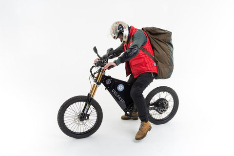 Electric Bike Delfast Partner 2.0