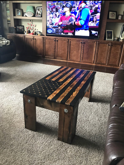 Concealed Coffee Table | Bens Comedy