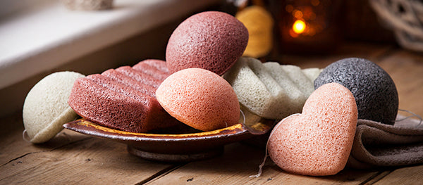 THE ULTIMATE GUIDE TO FINDING THE RIGHT KONJAC SPONGE FOR YOU