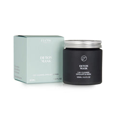 Detox Mask - 3 In 1: Cleanse, Exfoliate & Mask