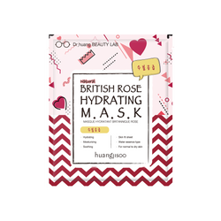 Huangjisoo British Rose Hydrating Face Mask
