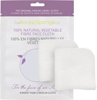 100% Pure Konjac Angel Cloth Pouch Twin Pack