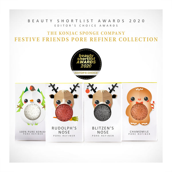 Konjac Mini Pore Refiner Christmas Collection