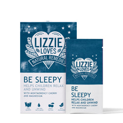 Be Sleepy - A Remedy To Help Relax and Unwind