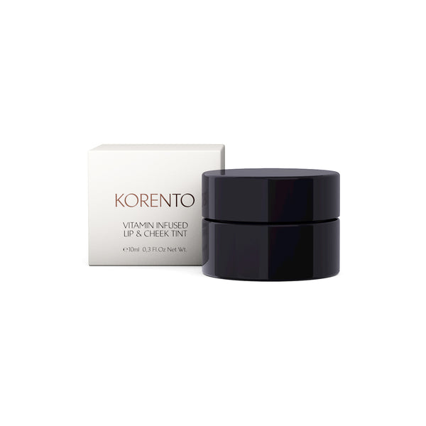 Korento - Vitamin Infused Lip & Cheek Tint - Heather
