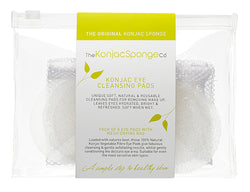 100% Pure Konjac Eye Cleansing Pads