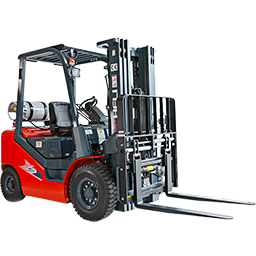 types of forklift
