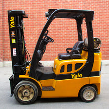 Load image into Gallery viewer, Yale LPG Forklift