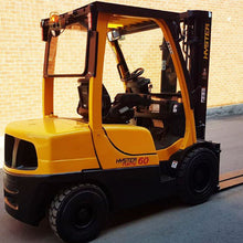 Load image into Gallery viewer, Hyster Diesel Forklift